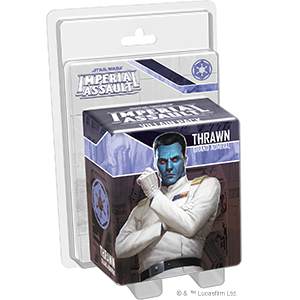 Thrawn Villain Pack: Star Wars Imperial Assault