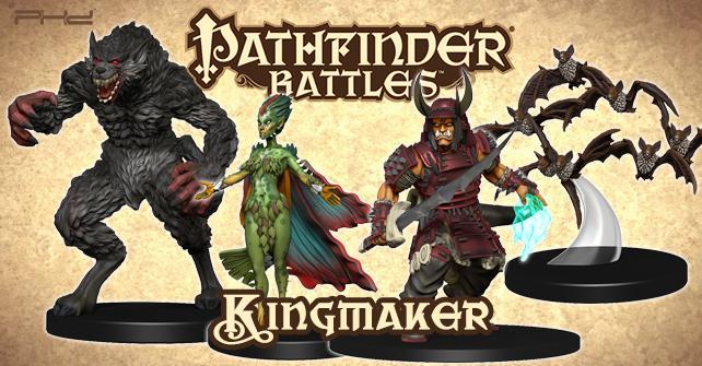 Kingmaker Case Incentive: Pathfinder Battles