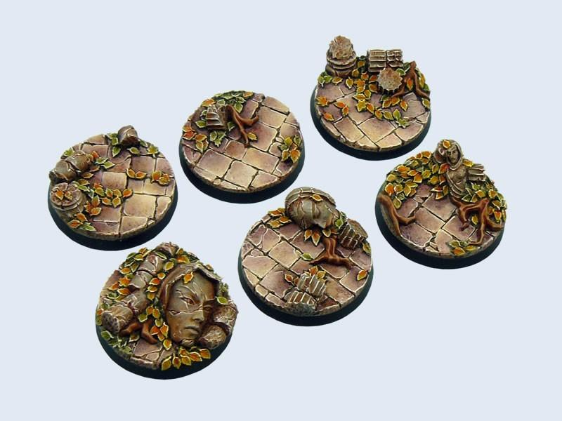Ancient Bases Round 40mm