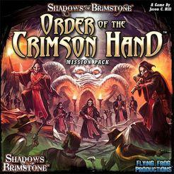 Shadows of Brimstone: Order of the Crimson Hand - Mission Pack