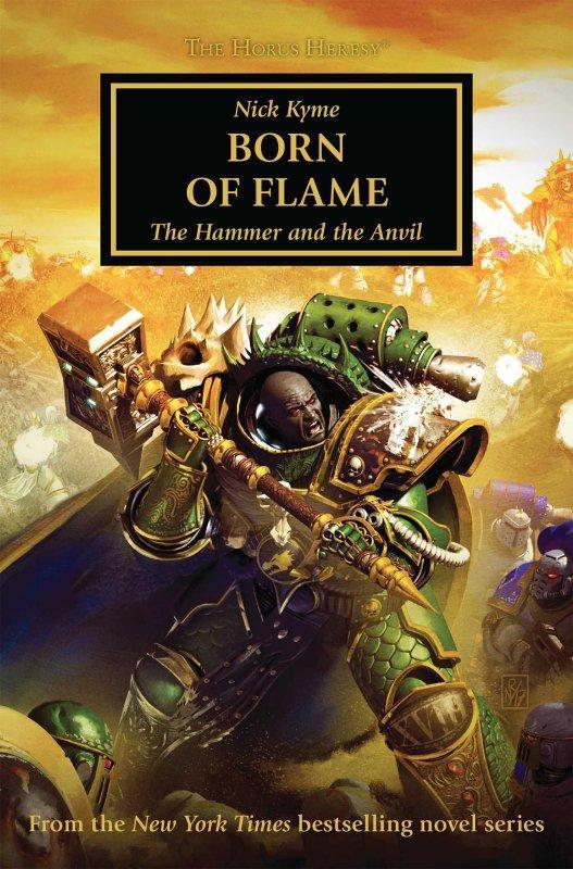 Horus Heresy: Born Of Flame (Hardback)