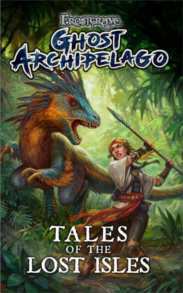 FGA: Tales of the Lost Isles (Short Stories)