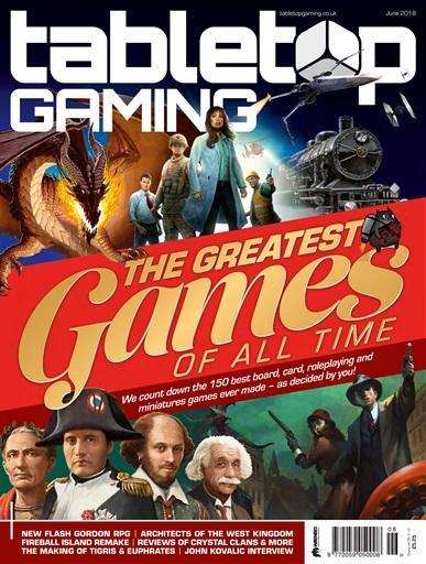 Tabletop Gaming #19 June 2018