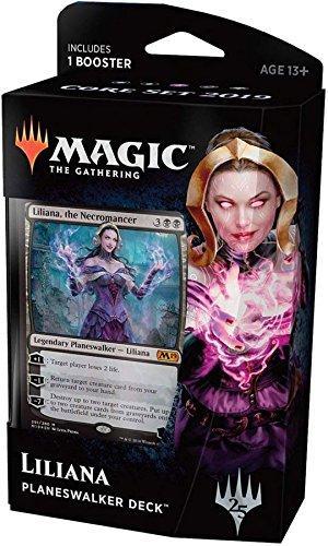 Magic: The Gathering - Core 2019 Planeswalker Deck - Liliana