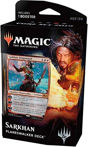 Magic: The Gathering - Core 2019 Planeswalker Deck - Sarkhan