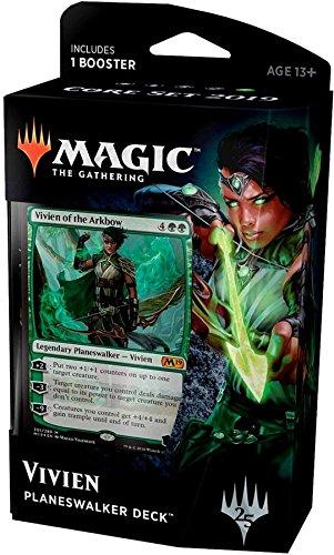 Magic: The Gathering - Core 2019 Planeswalker Deck - Vivien