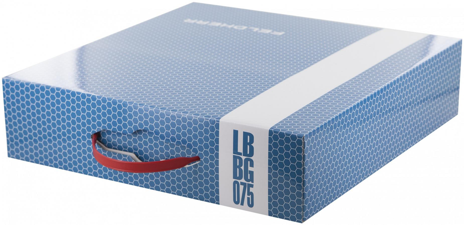 Feldherr board game sized Storage Box LBBG075 empty