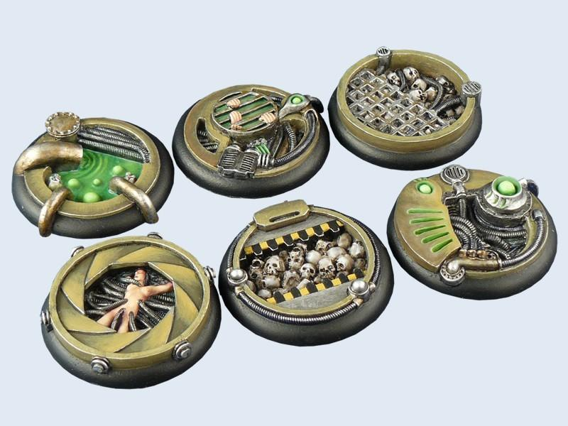 BioTech Bases, WRound 40mm (2)