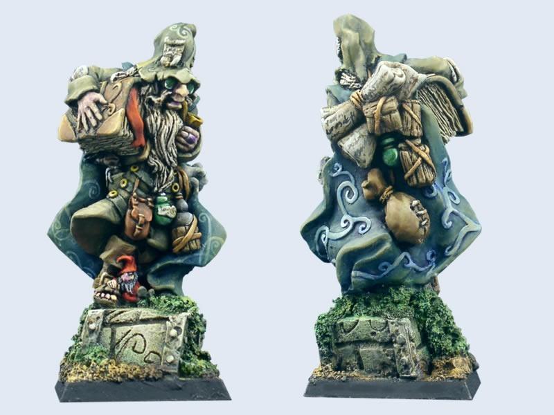 Miniatures, Cornelius the Wizard (1)