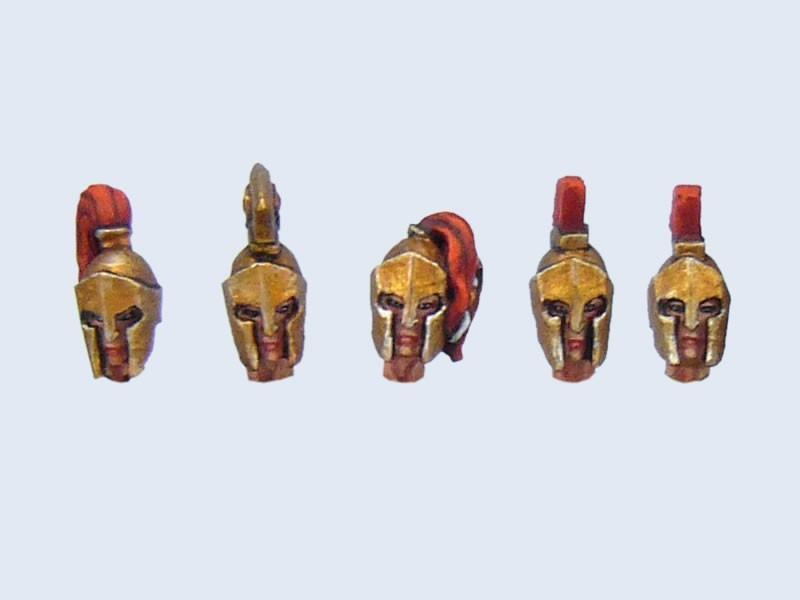 Amazons Heads # 1 (5)