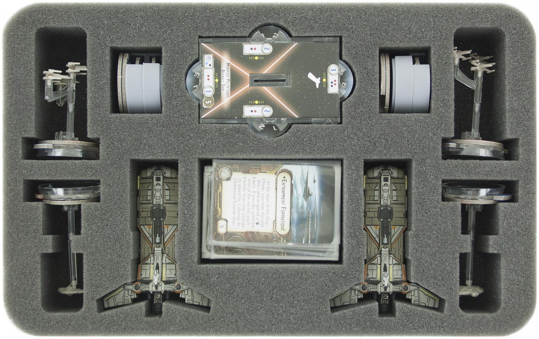 HSHL045BO foam tray for Star Wars Armada Wave 5 Rebels