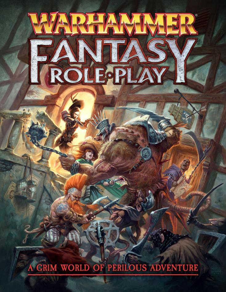 Warhammer Fantasy Roleplay, Fourth Edition Rulebook