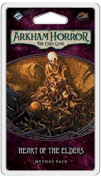Heart of the Elders: Arkham Horror LCG Exp