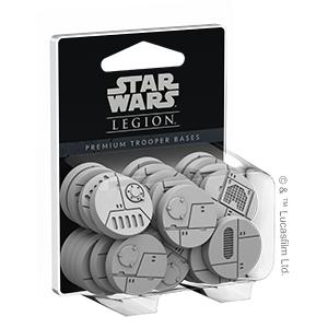 Star Wars: Legion- Premium Trooper Bases