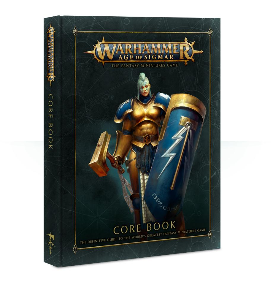 Warhammer : Age Of Sigmar Book (English)