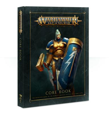 Warhammer : Age Of Sigmar Book (English)