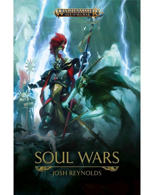 AoS: Soul Wars Novel (Hardback) (English)