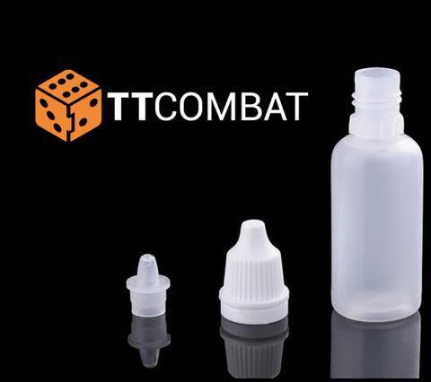 TTCombat Dropper Bottle 20ml x 10