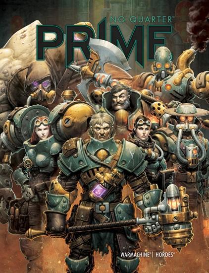 No Quarter Prime Magazine #06