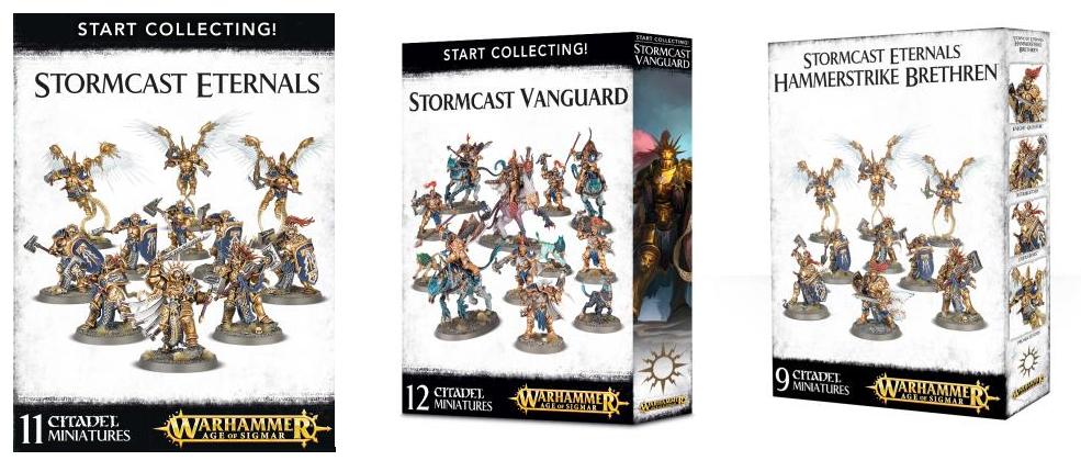 Stormcast Eternals Collecting Bundle