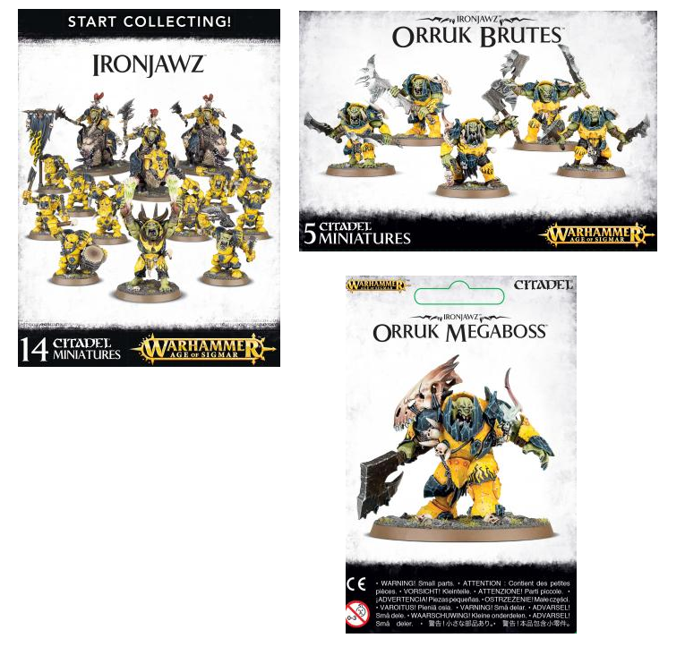 Ironjawz Starter Bundle