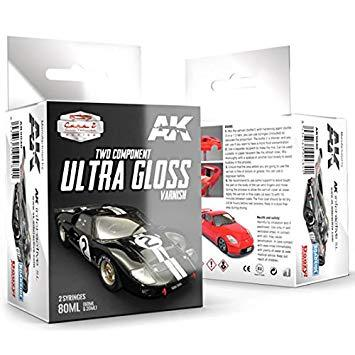 AK Interactive - Ultra Gloss Varnish