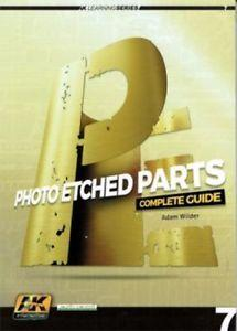 AK Interactive Book - Learning Series No. 7. Photoetch Parts