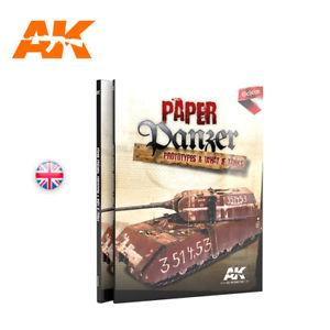 AK Book - Paper Panzer, Prototypes & What If Tanks