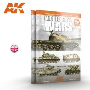 AK Book - Middle East Wars 1948-1973 Vol.1 Profile Guide