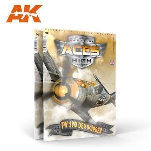 Aces High Magazine - Fw 190 Der Wurger
