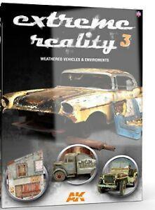 AK Interactive Book Extreme Reality 3