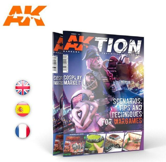 AK Interactive Magazine - Aktion Issue 1