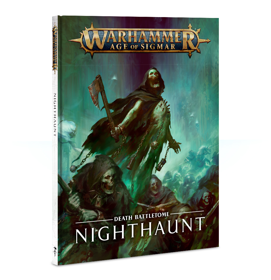 Battletome: Nighthaunt (Hardback) (English)