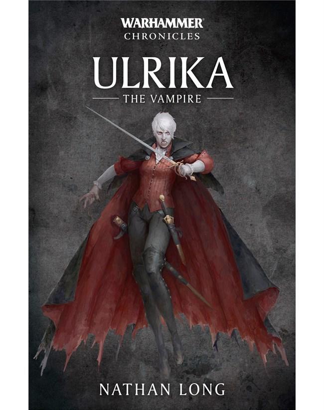 Ulrika The Vampire: The Omnibus (Paperback)