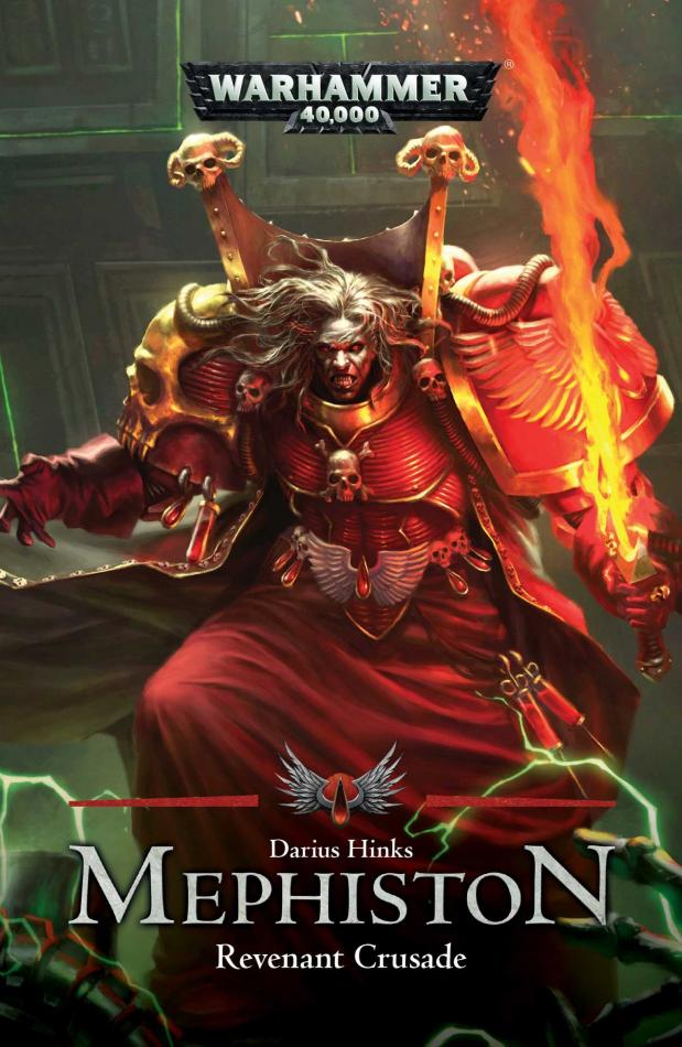 Mephiston: The Revenant Crusade (Hardback)