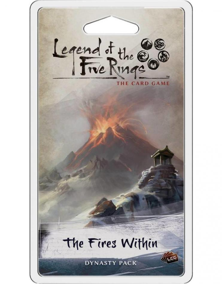 The Fires Within: L5R LCG