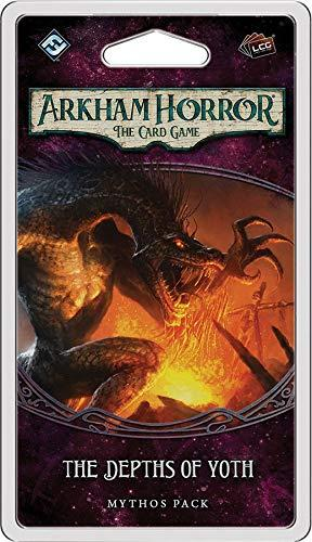 The Depths of Yoth Pack: Arkham Horror LCG Exp