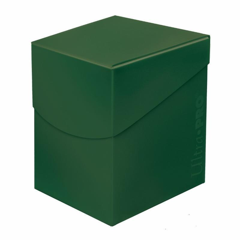 Eclipse Deck Box (100) Green