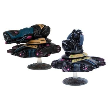 Asterian Weapon Drones