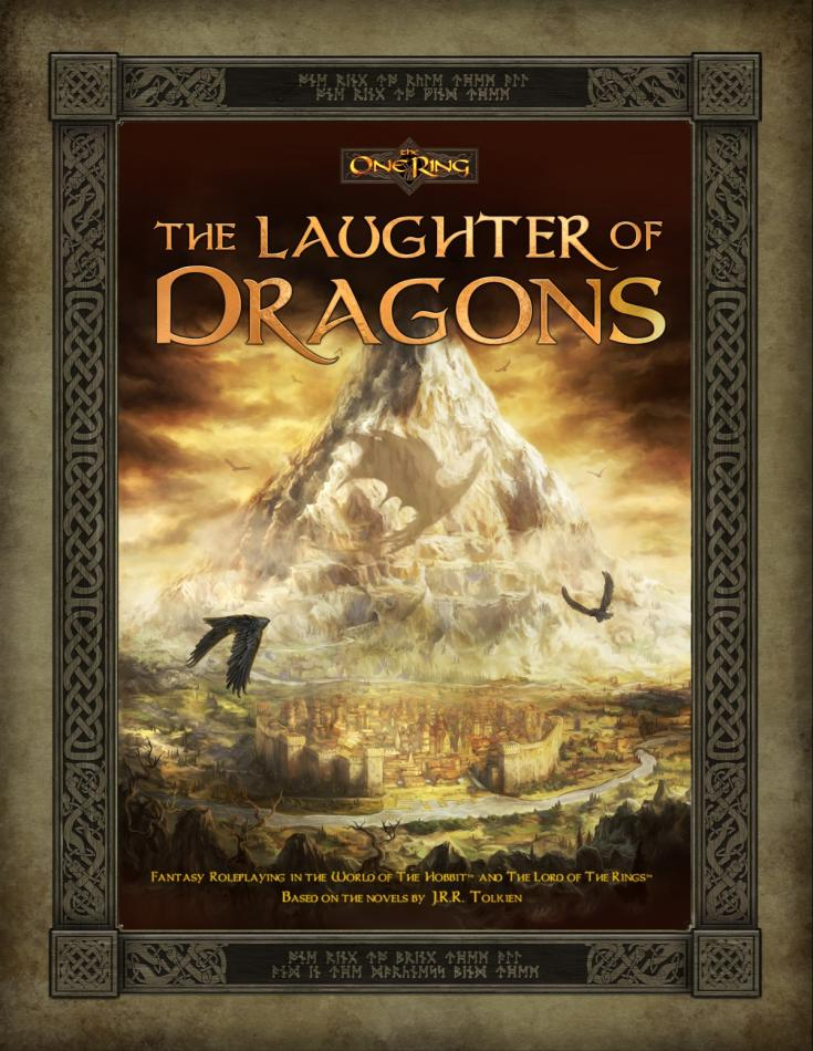 The Laughter of Dragons: The One Ring RPG