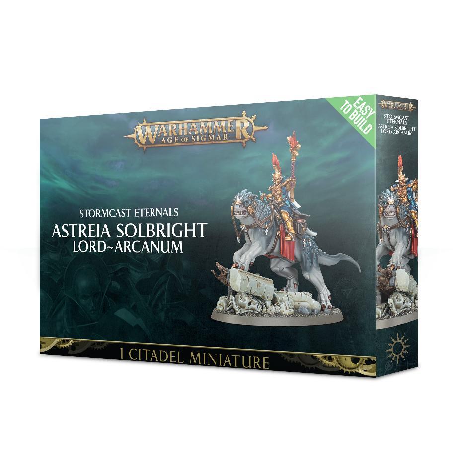 ETB: Stormcast Astreia Solbright Lord-Arcanum