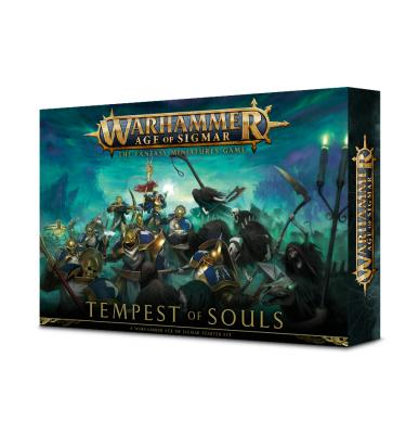 Age Of Sigmar: Tempest Of Souls (English)