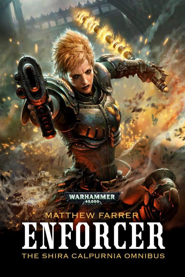 Enforcer (Paperback)