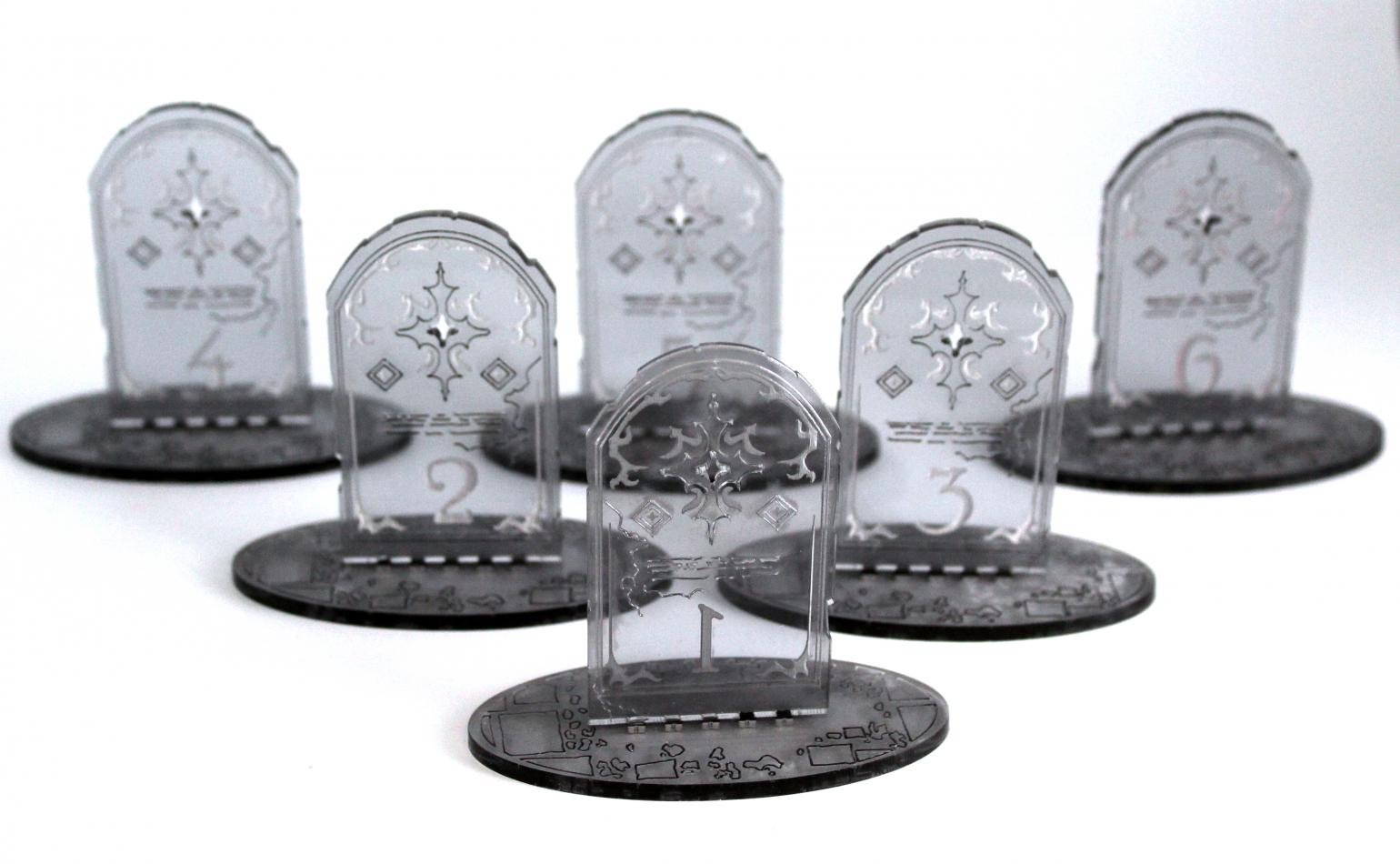 Element Essentials Tombstone Objective Markers