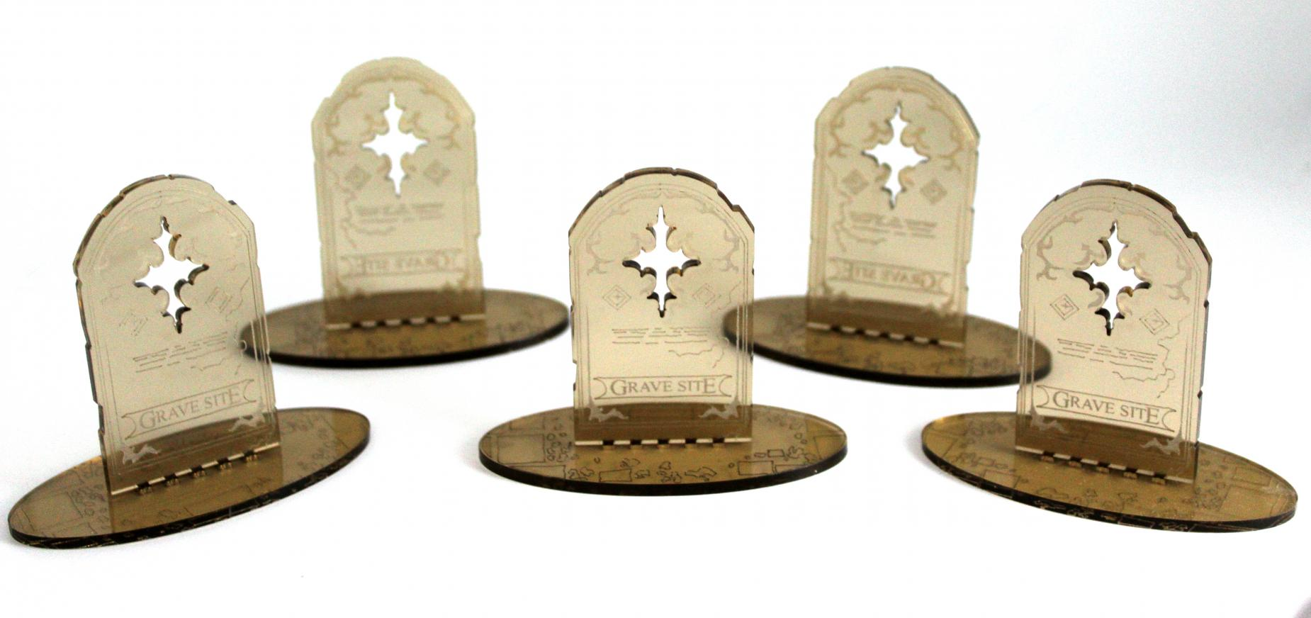 Element Essentials Grave Site Markers