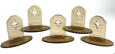 Element Essentials Grave Site Markers