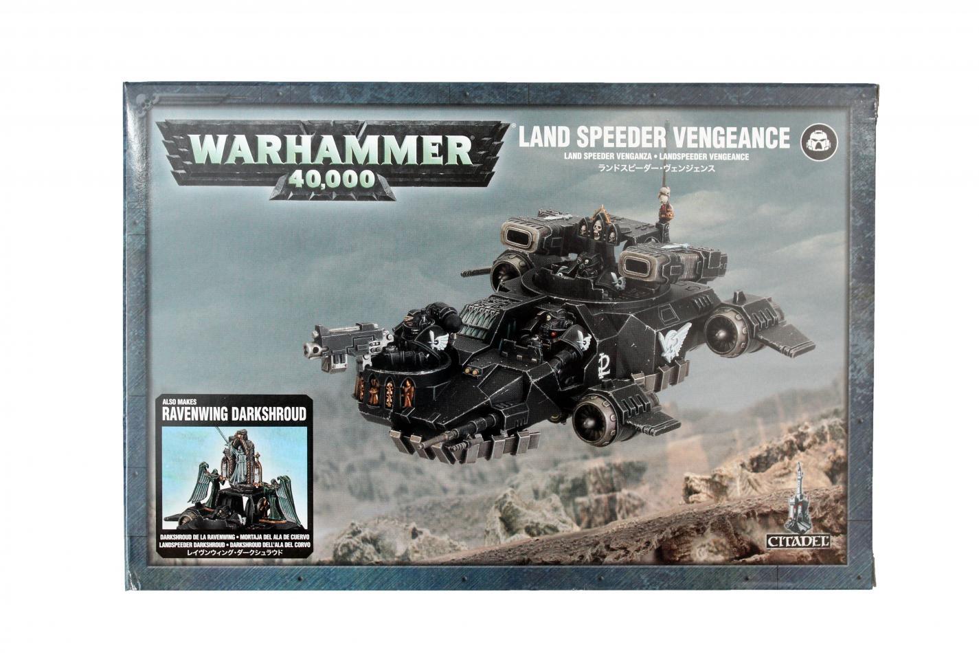 Land Speeder Vengeance