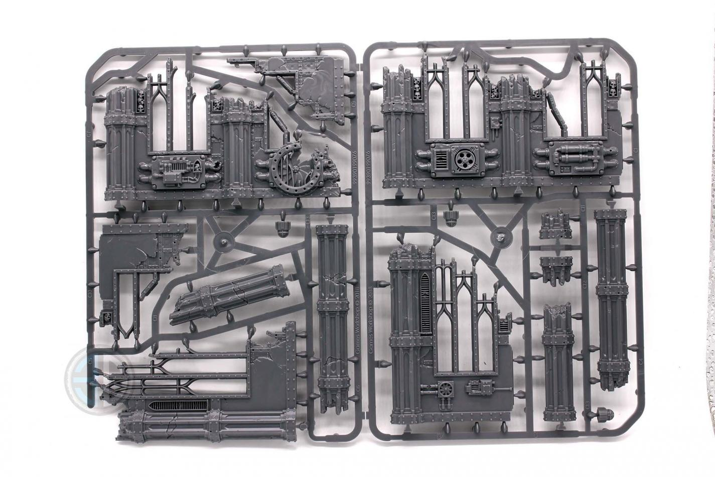Sector Imperialis: Administratum - Warhammer 40000 Kill Team
