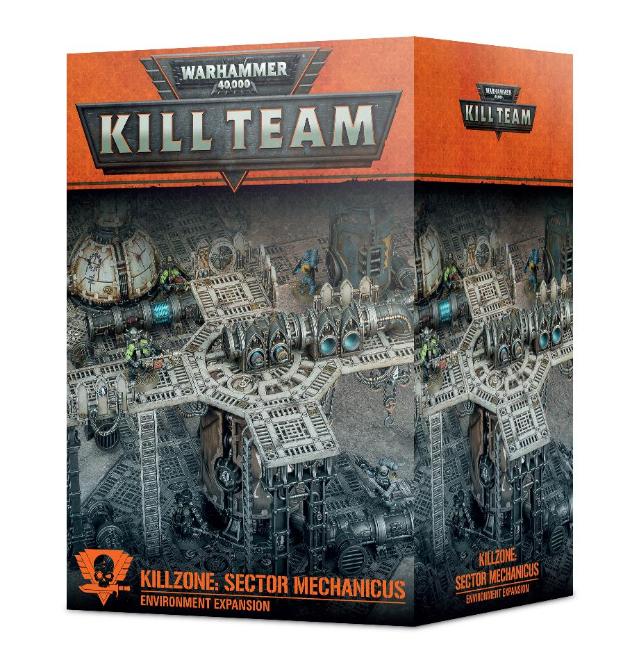 Killzone: Sector Mechanicus (English)