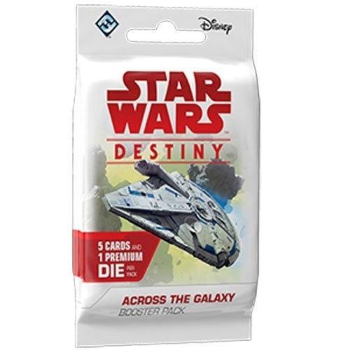 Star Wars Destiny: Across the Galaxy Single Booster